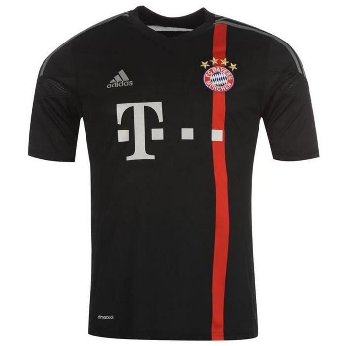Maillot 2 et 3 Bayern de Munich 2014/2015 noir