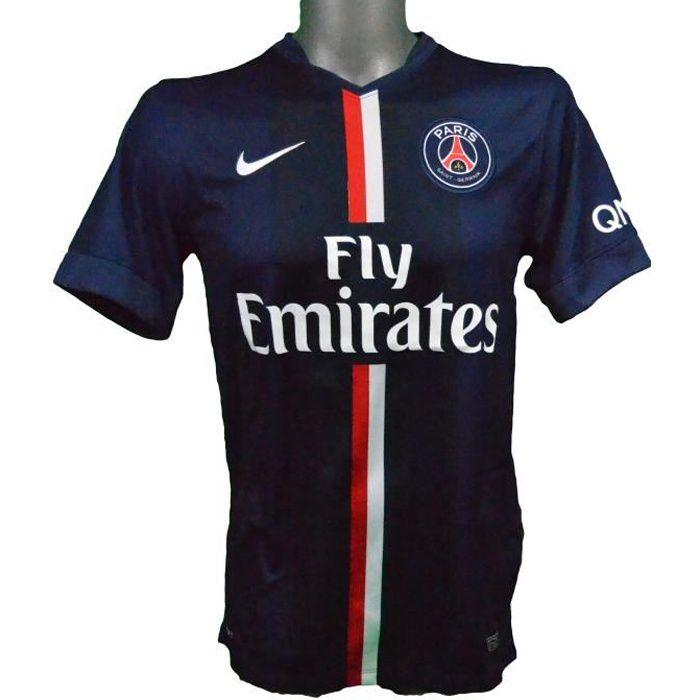 Maillot domicile PSG 2014/2015 Ibrahimovic L1