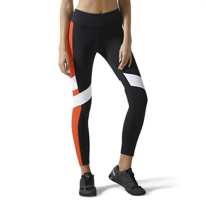 Reebok Legging Lux Color Block Tight
