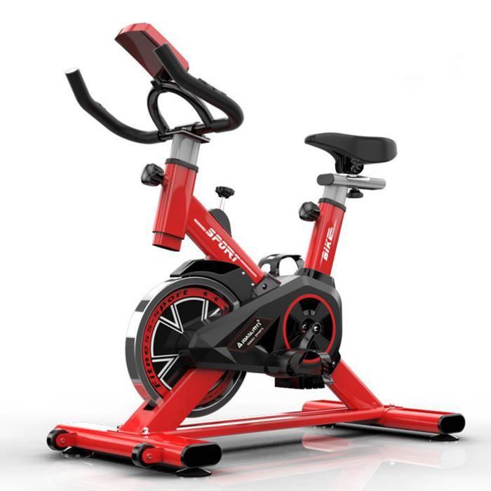 Vélo D'Appartement Fitness Musculation Entrainement Avec Ecran LED