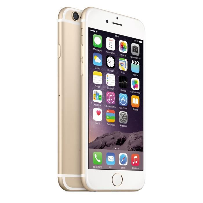 SMARTPHONE RECOND. iPhone 6 16 Go Or