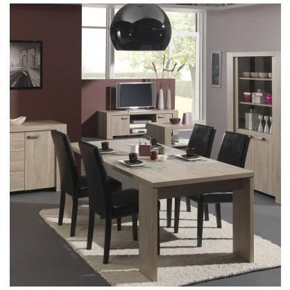 Table de salle manger lilo achat vente table a for Table salle a manger 70 cm