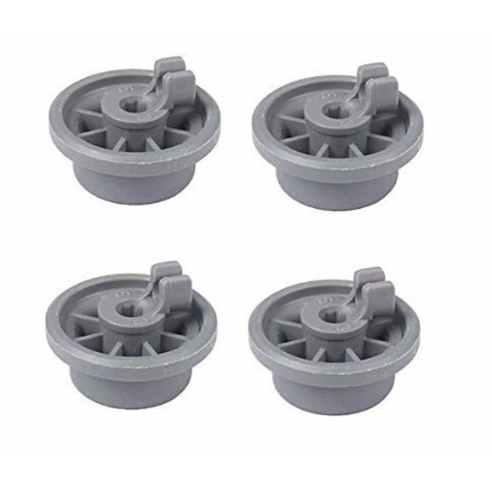 Bosch Neff Lave-vaisselle roue supérieure panier Roues X 2