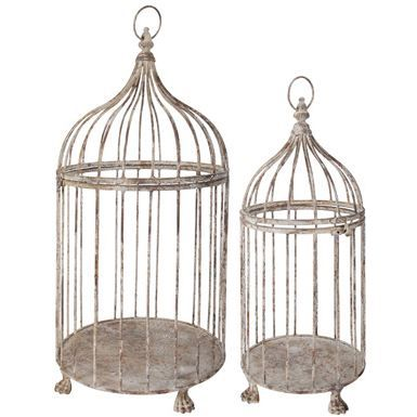 cages a oiseaux deco par 2 achat vente voli re cage oiseau cages a oiseaux deco par. Black Bedroom Furniture Sets. Home Design Ideas
