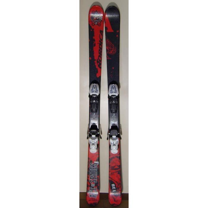 SKI Ski parabolique Junior NORDICA Aces Of Spades
