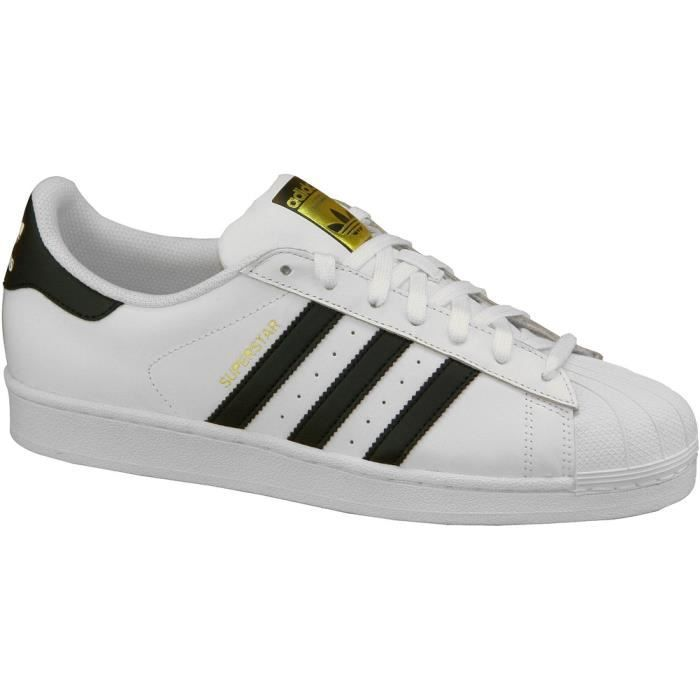 BASKET Baskets adidas Superstar Blanc