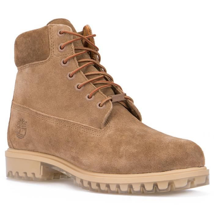 timberland homme taille grand