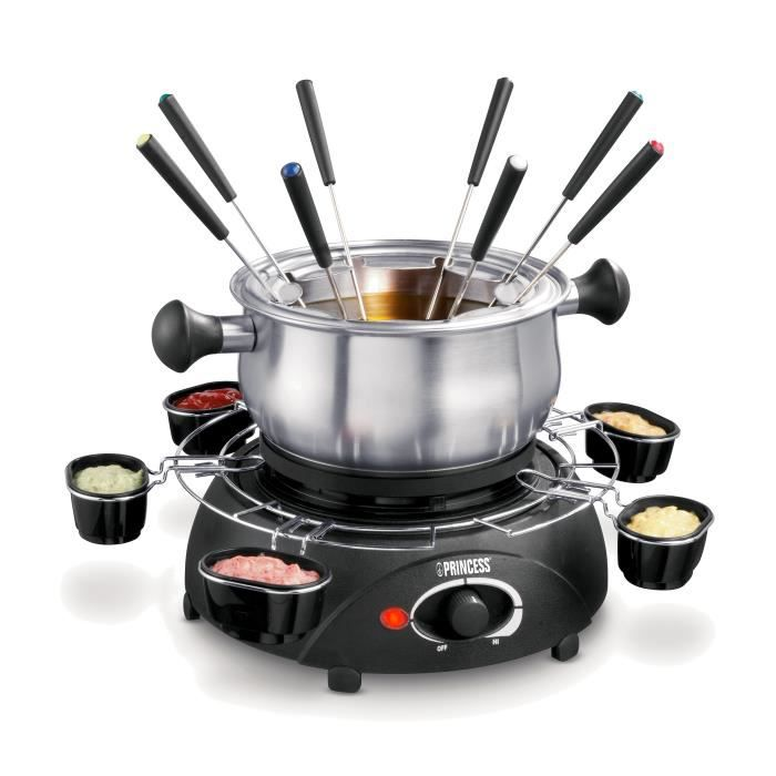 princess appareil fondue set fondue family 172 achat vente fondue lectrique prix. Black Bedroom Furniture Sets. Home Design Ideas