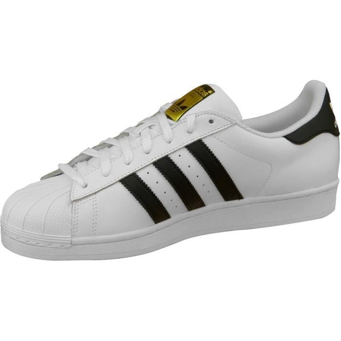 Baskets adidas Superstar Blanc