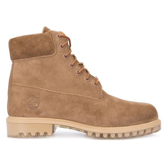 timberland homme fouree