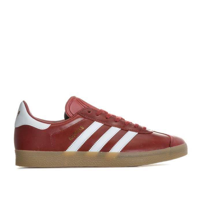 Adidas Femme Gazelle En Baskets Pour Originals Rouge dxqIdC