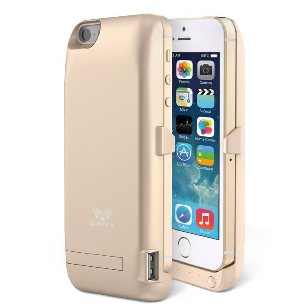 coque savfy iphone 5