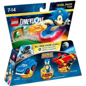 FIGURINE DE JEU LEGO Dimensions - Pack Aventure - Sonic