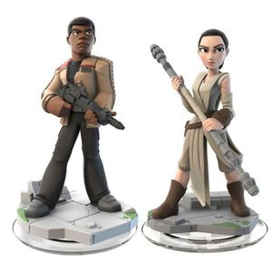 FIGURINE DE JEU Pack Aventure The Force Awakens Disney Infinity 3.