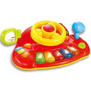 LIVRE INTERACTIF ENFANT jouet volant en plastique clavier educational appr