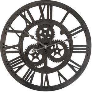 HORLOGE - PENDULE Pendule Mécanisme - Mdf - Ø 45 cm