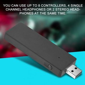ADAPTATEUR MANETTE Adaptateur Récepteur Sans Fil Xbox One Pour Xbox