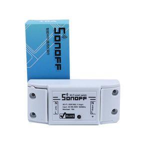 ACCESSOIRES SMARTPHONE Sonoff Wifi commutateur universel Smart Home Autom