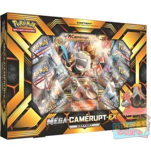 CARTE A COLLECTIONNER POKEMON - Coffret Pokemon Mega Camerupt-EX - CARPO