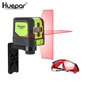 Huepar Croix Ligne Laser 9211 G Rayon inclinaison fonction de construction professionnel