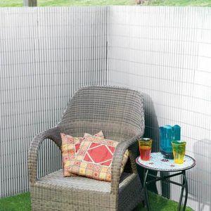 CLÔTURE - GRILLAGE R138 Couleur Blanc Nassau Cette cloture de jardin