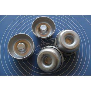 MOULE  LaPetiteCaverne - N°2 : Set 8 Moules En Aluminium