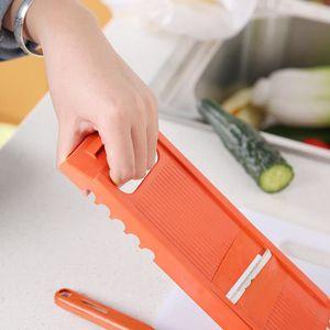 Hachoir Légumes Oignon Légumes Mandoline Trancheuse Spiralizer Dicer Cutter 7pcs