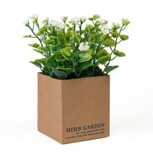 Plante verte artificiel achat vente plante verte for Mini plante artificielle