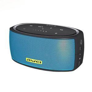 ENCEINTE NOMADE Bleu AWEI Portable sans fil Bluetooth Haut-Parleur