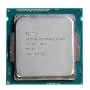 PROCESSEUR Intel Celeron G1840 cache duo Processeur - 2.8GHz