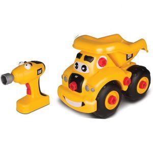 CAMION ENFANT Camion tombereau en jouet Take-A-Part Caterpillar