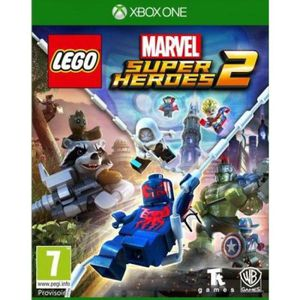JEU XBOX ONE À TÉLÉCHARGER Lego Marvel Super Heroes 2 Jeu Xbox One à téléchar