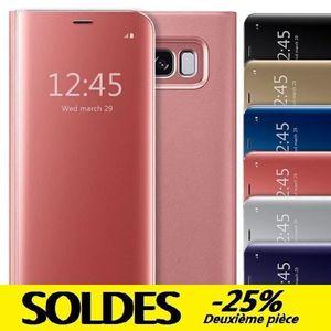 HOUSSE - ÉTUI Etui Pour Huawei Honor Note 10,Clear View Etui Pou