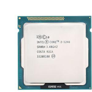 PROCESSEUR Processeur double cœur Intel Core i3-3240 3.4GHz 3