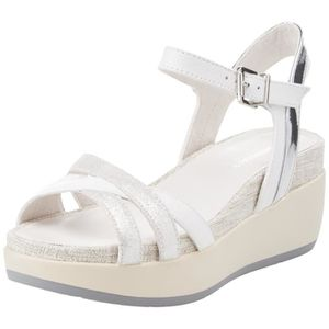 BOTTINES - BOOTS Women's Blanche Ankle Strap Sandals 3GHTGF Taille-