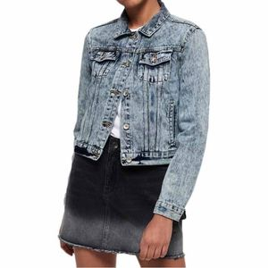 BLOUSON Vêtements femme Vestes Superdry Denim Girlfriend