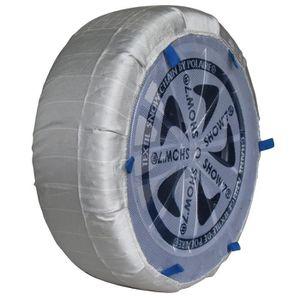 Chaussettes neige textile pneus 195//50R15