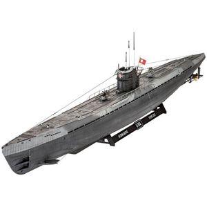 MAQUETTE DE BATEAU Maquette sous-marin  : German Submarine Type IXC U