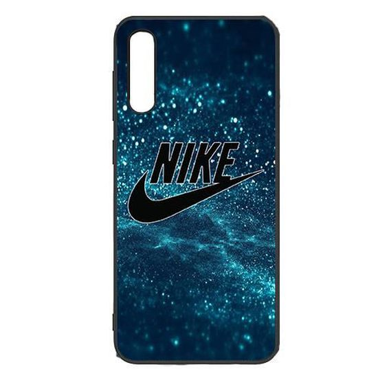 Coque Samsung Galaxy a70 Nike galaxie bleu - Cdiscount Téléphonie