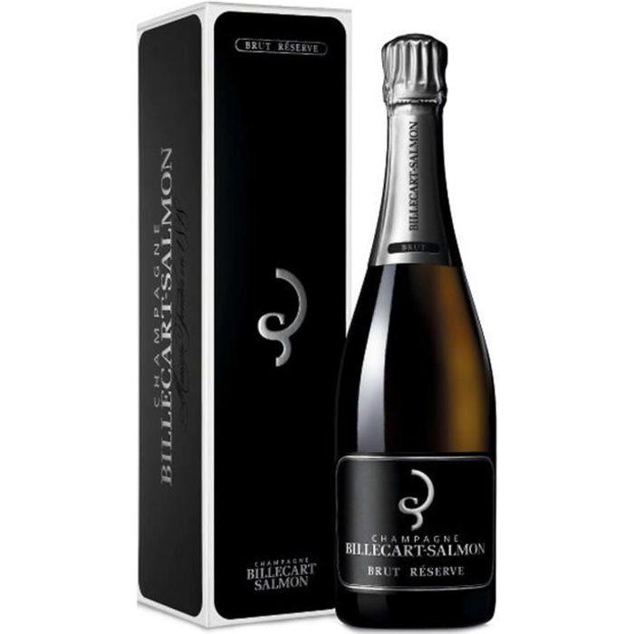 Champagne BILLECART SALMON Brut Réserve