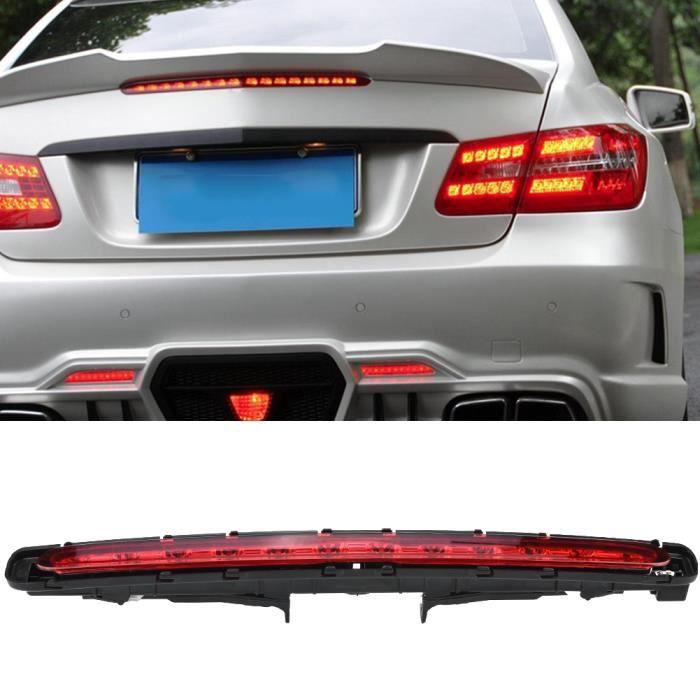 YOSOO 2118200156 LED troisième feu stop feu arrière feu arrière pour Mercedes-Benz Classe E E320 E350 E55 2118201556