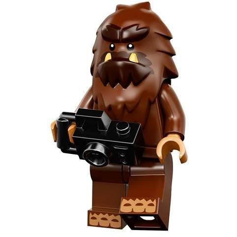 LEGO 71010 MINIFIGURINE Square Foot