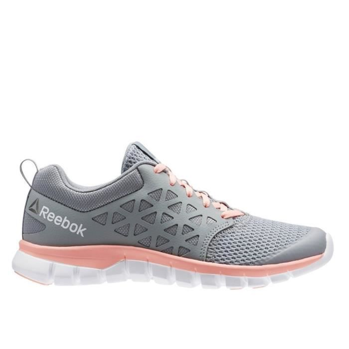 Chaussures Reebok Sublite XT Cushion Greymelonwhitepew