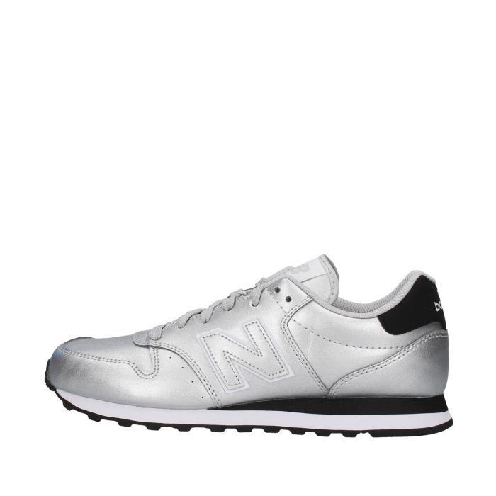 New Balance GW500MB1 chaussures de tennis faible Femme ARGENT