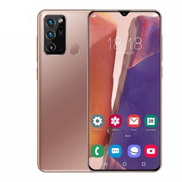 Android Smartphone Note20Ultra 6.5- écran 1+32G Double SIM Empreintes Digitales Face ID