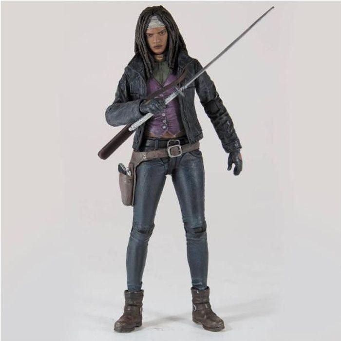 FIGURINE - PERSONNAGE McFarlane Toys - The Walking Dead - Figurine Micho