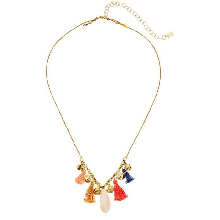 Chan Luu Multi-charm Necklace, 18 + 4 Extender CXHCI