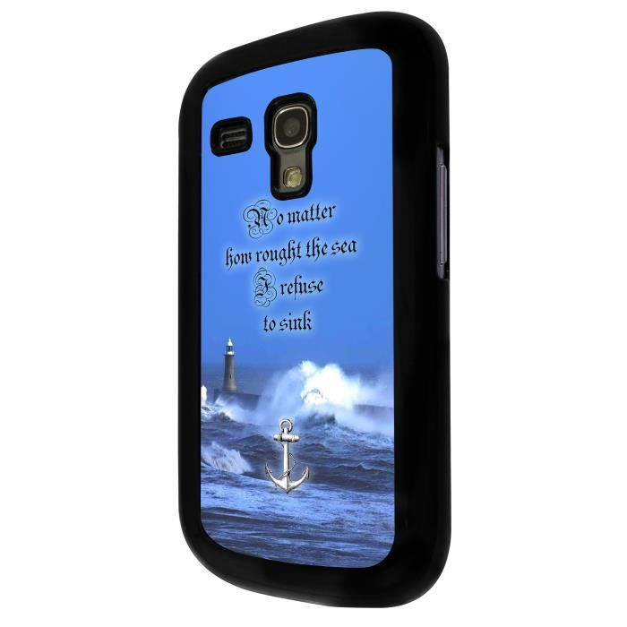 Anchor no matter how rough the sea i refuse to sink - Espionner portable sans y avoir acces ...