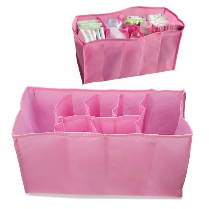 nouveau sac rangement organisateur pr jouets serviettes. Black Bedroom Furniture Sets. Home Design Ideas