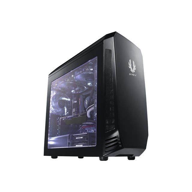 boitier pc micro atx aegis core noir bitfenix bfc prix. Black Bedroom Furniture Sets. Home Design Ideas